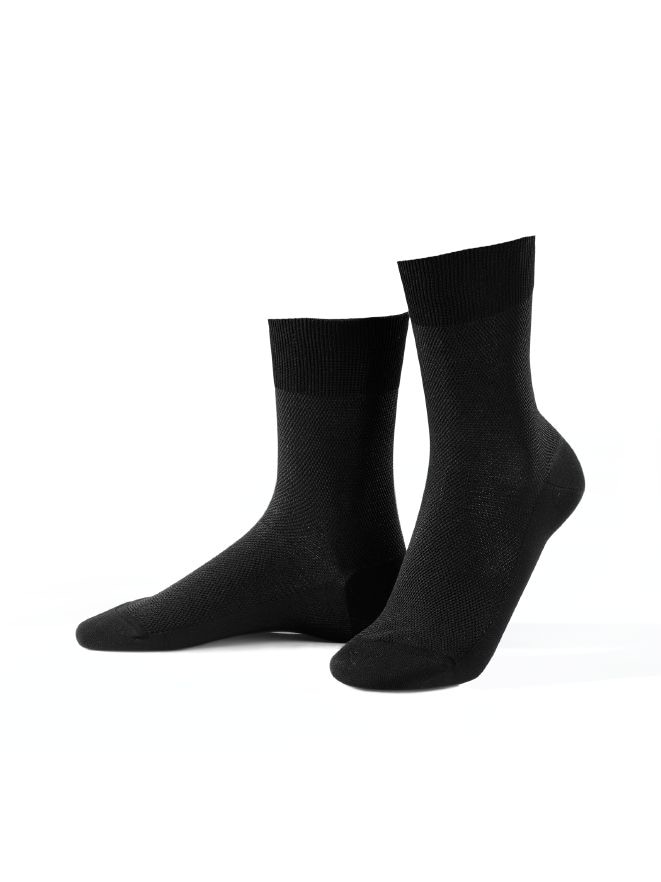 Klima-Poren Socke 2er-Pack
