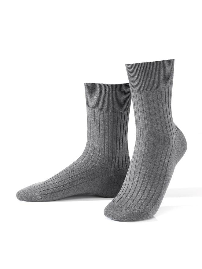 Baumwoll-Socke 2er-Pack