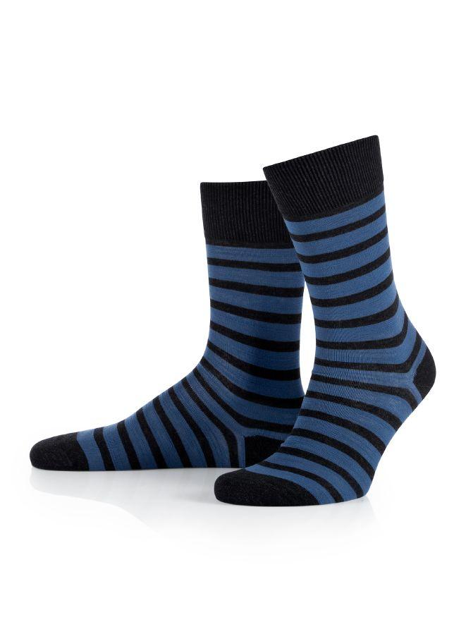Falke Socke Even Stripe
