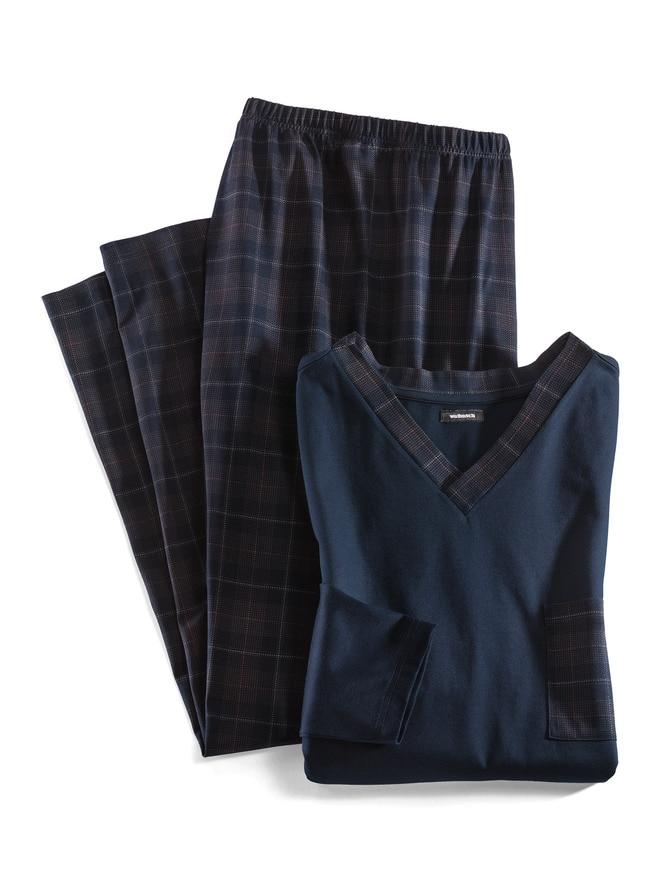 Schlafanzug Gentleman