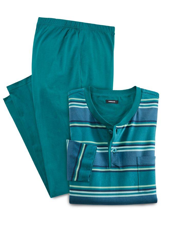 Streifen-Pyjama