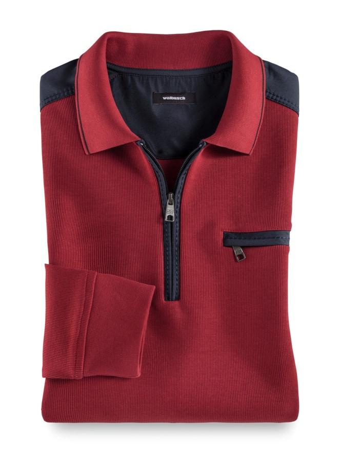 Extraglatt-Polo-Pullover 2.0