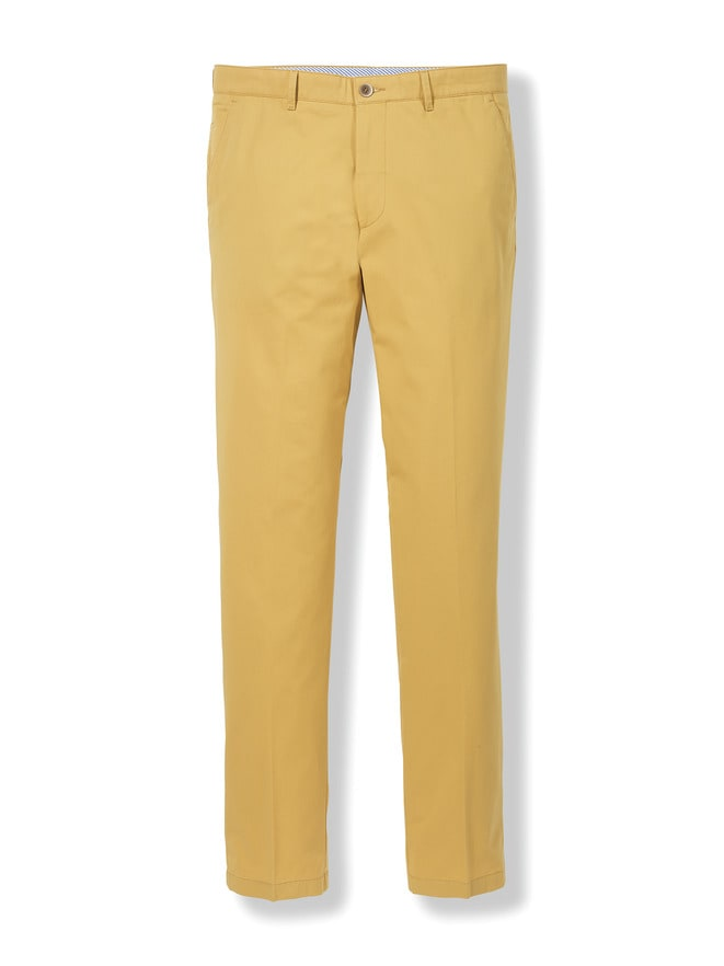 Easycare Light Cotton Chino