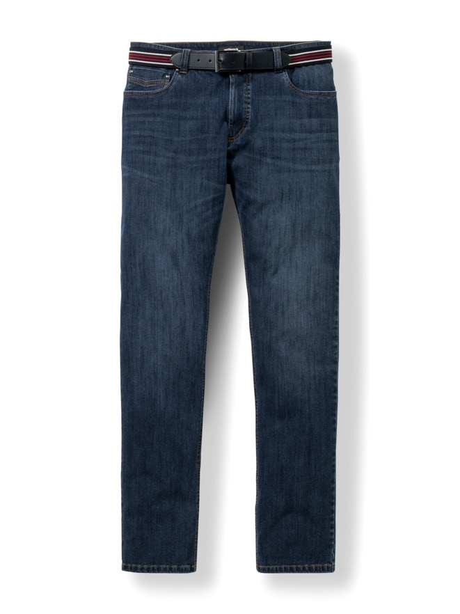 Gürtel-Jeans Modern Fit