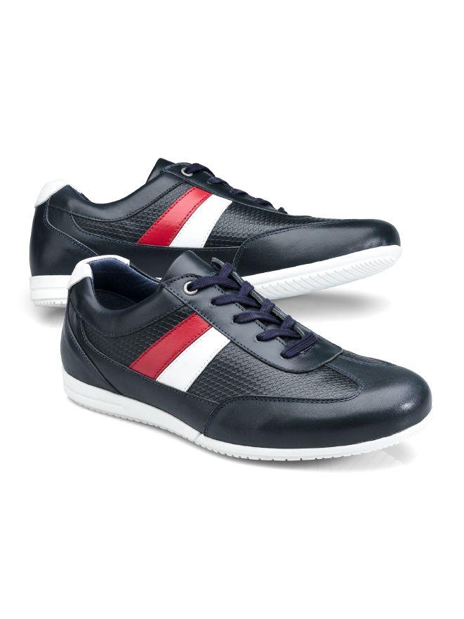 Sportlich-Sneaker