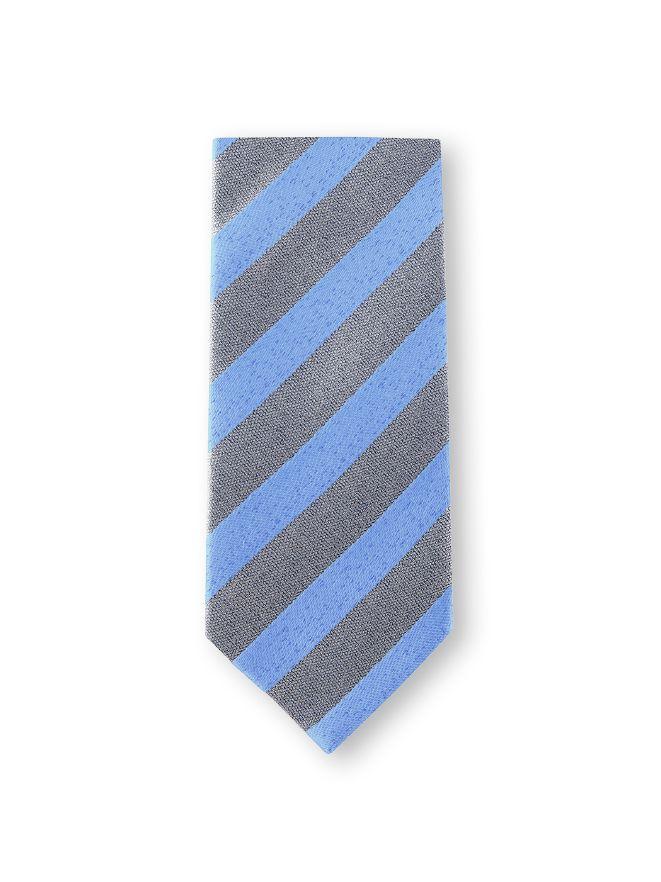 Krawatte Minimalstreifen