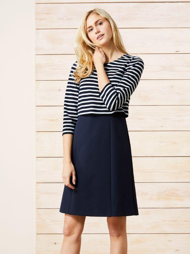 Jerseykleid Bretagne