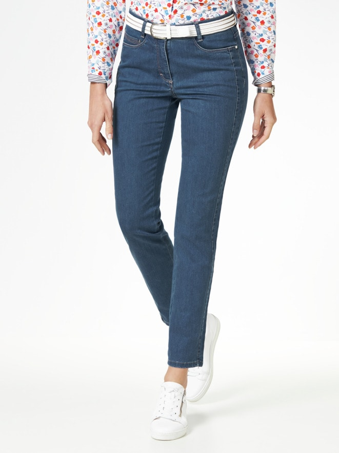 Extraglatt- Jeans