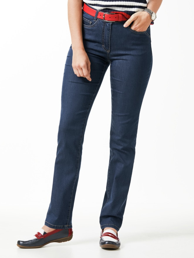 Yoga-Jeans Ultraplus Feminine Fit
