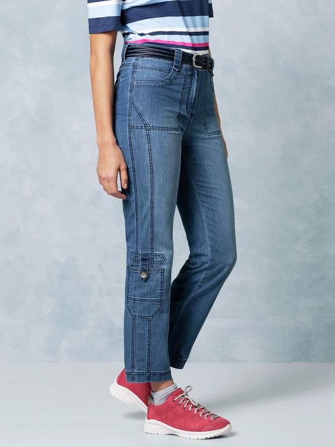 Klepper Coolmax 7/8 Cargo Jeans
