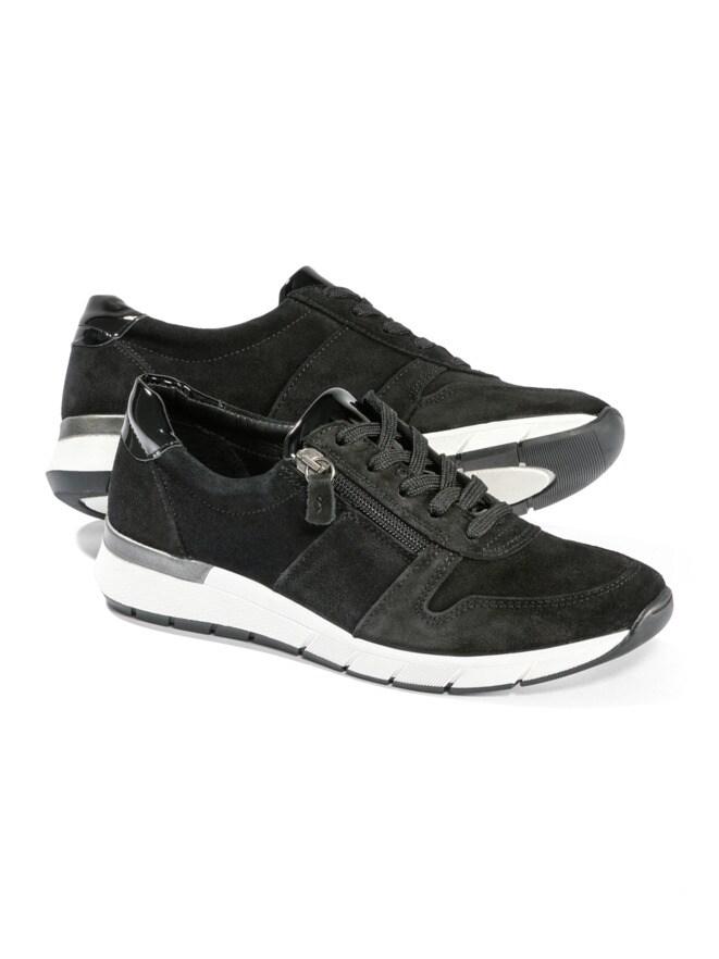 Reißverschluss-City Sneaker High