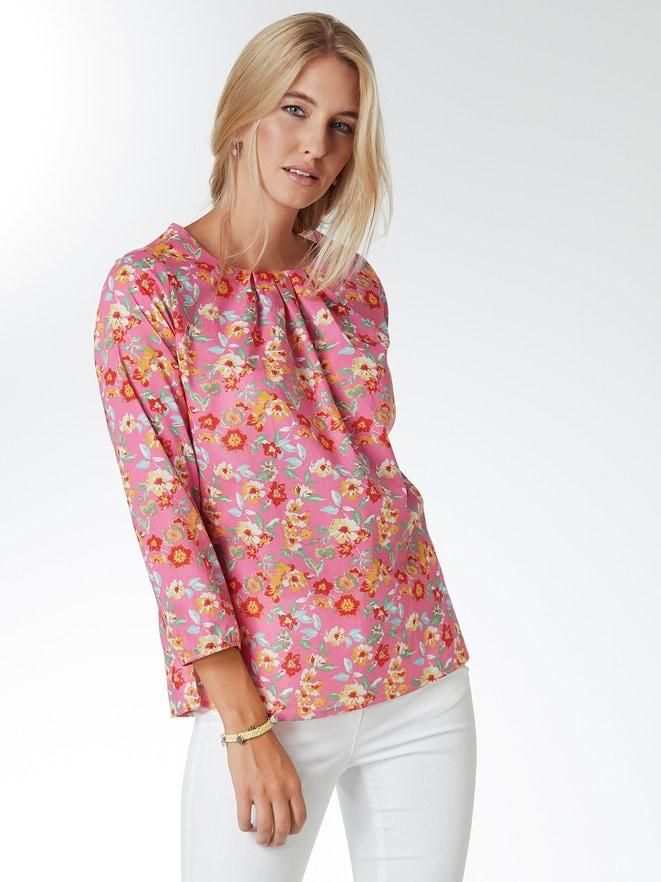 Shirtblusen Sommerleicht