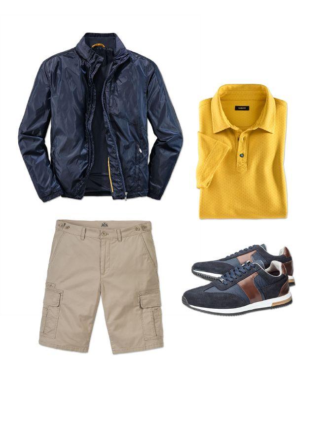 Outfit Herr Meer