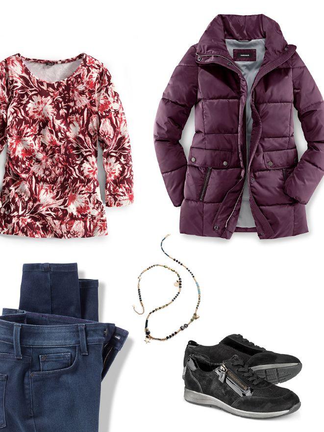 Damen Sale-Outfit