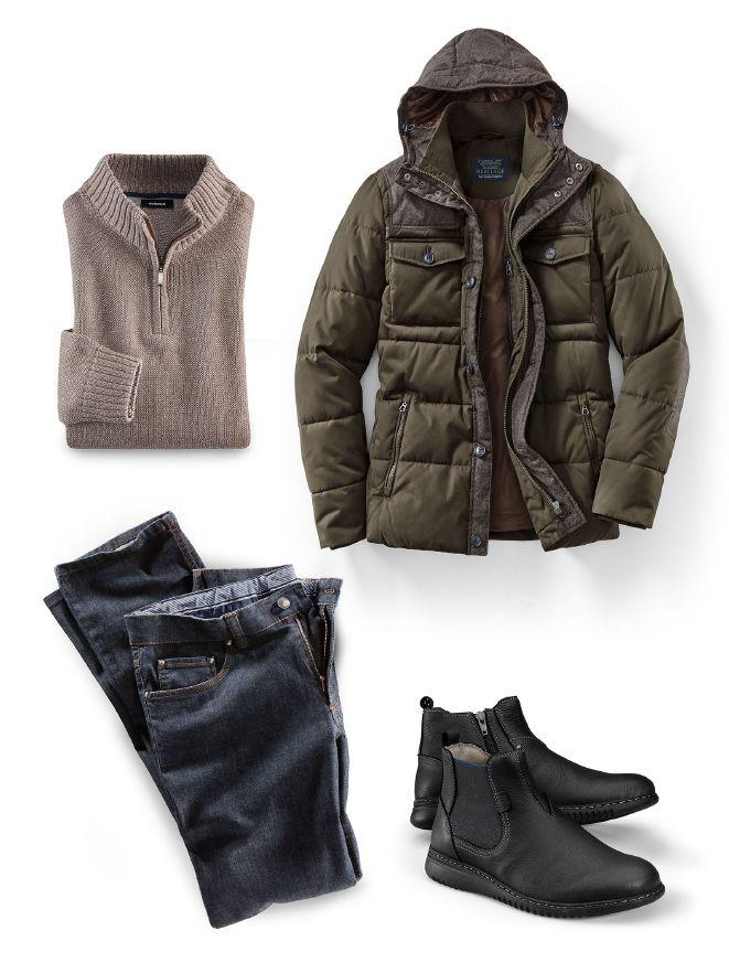 Herren Sale-Outfit