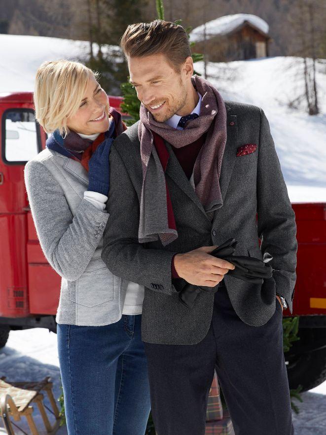 Outfit Klassisch & Sportiv