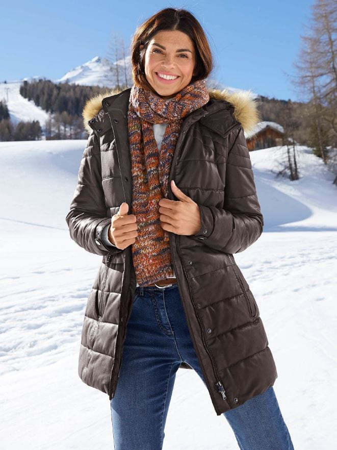 Leder für den Winter