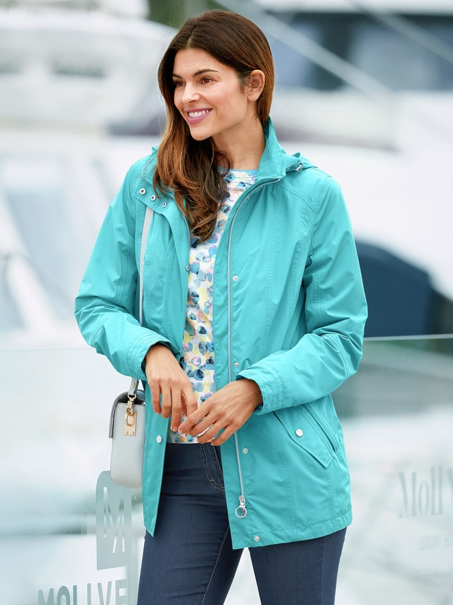 Outfit Aquastop Leichtjacke