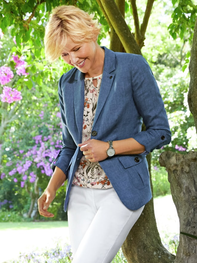 Outfit Chic beim Spaziergang