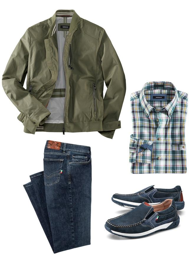 Herren-Outfit Klassisch
