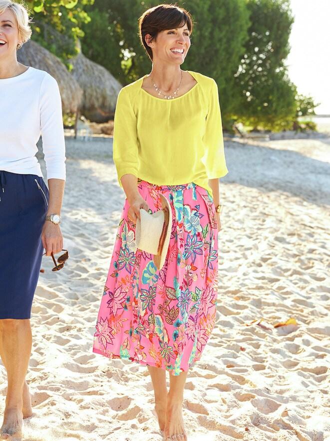 Outfit Auf Sonne eingestellt