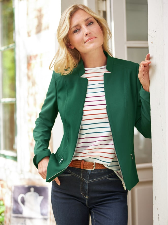 Outfit Blazer-Tipp