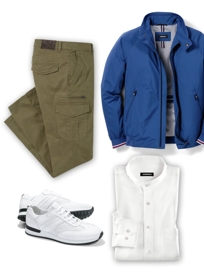 Outfit Hafen Look