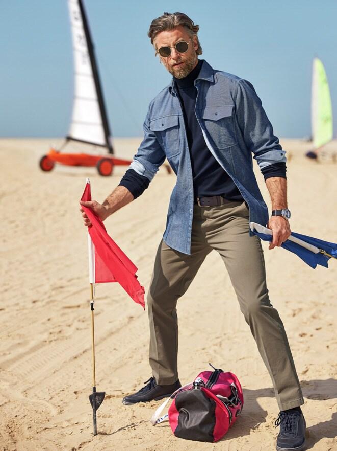 Outfit Nicht nur für Küstenwind