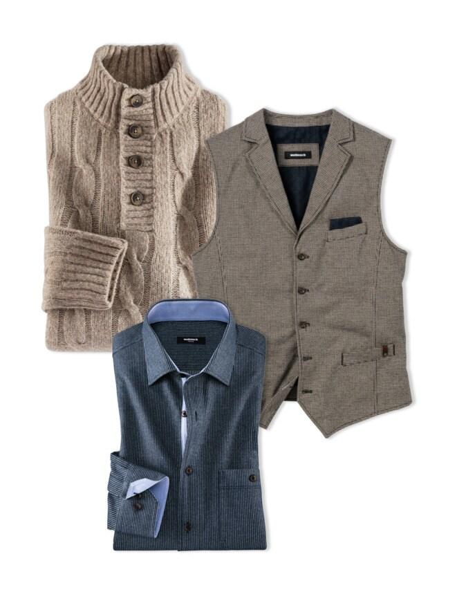 Outfit Herr Elegant