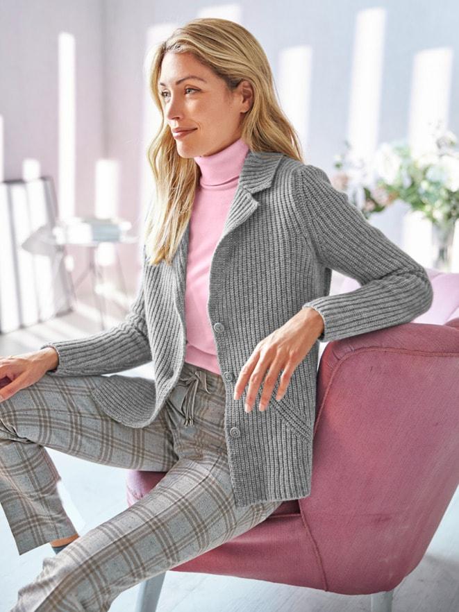 Outfit Wolle zum Verwöhnen