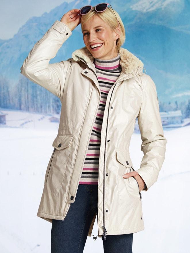 Outfit Macht Kälte richtig schön