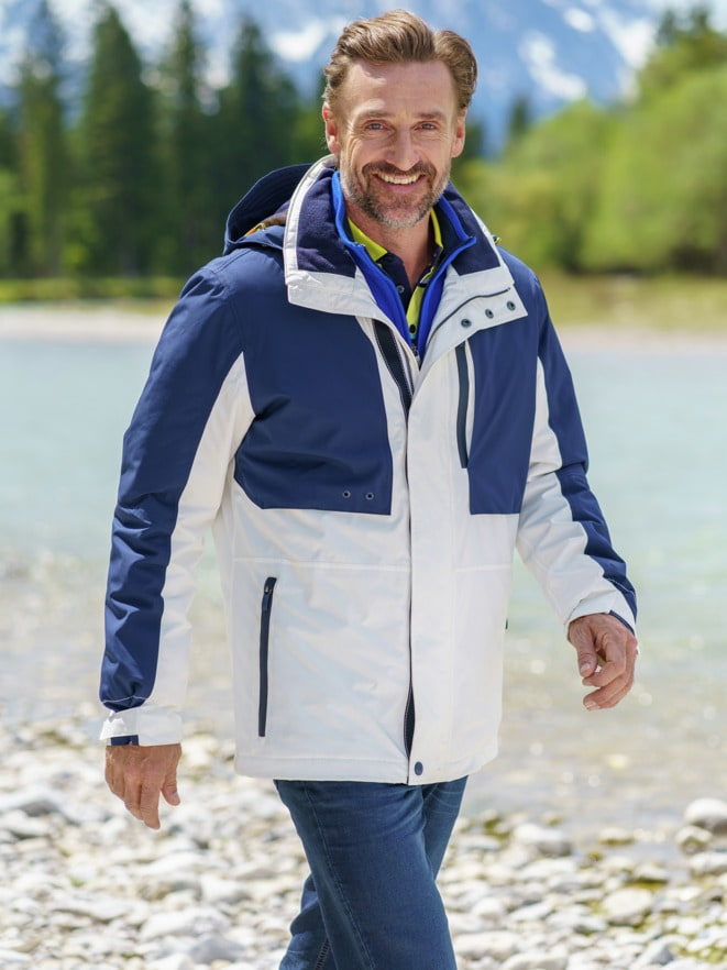 Outfit TV Aquastop Aktiv Jacke