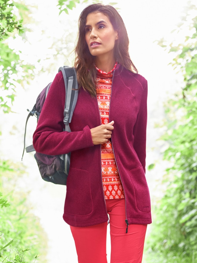 Outfit Klepper Bedford Jacke