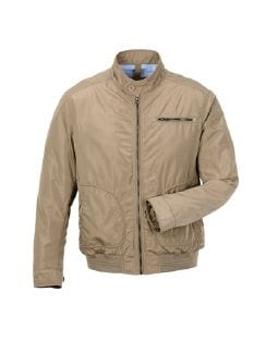 Stand-by-Blouson Beige Detail 3