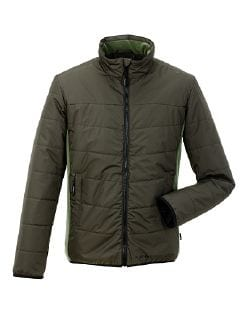 Klepper Jacke Windprotect khaki Detail 5
