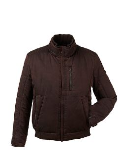 Thermo Blouson Black Covered Barolo Detail 9
