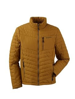 Klepper Leichtsteppjacke Curry Detail 5