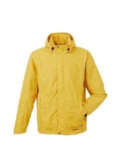 Klepper Packaway-Jacke Aquastop Gelb Detail 5