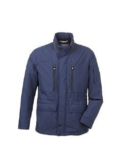 Gore-Tex Windstopper Jacke Marine Detail 5
