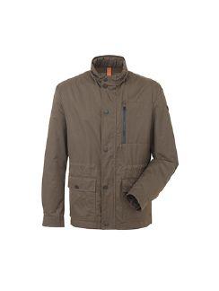 Brax 7-Taschen Jacke Khaki Detail 7