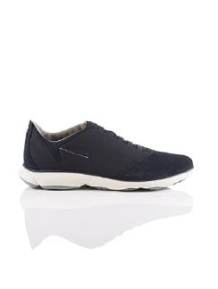 Geox Slipper Nebula Navy Detail 3