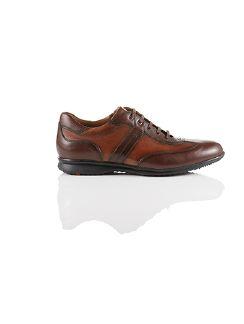 Lloyd Sneaker Bernard Braun/Cognac Detail 3