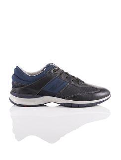Lloyd Sneaker Ascot Blau Detail 2