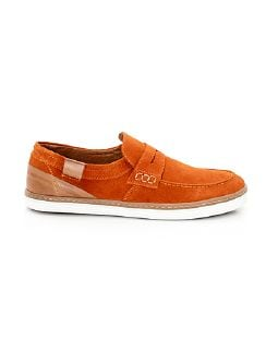 Sport Loafer Orange/Rot Detail 3