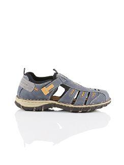 Klepper Trekking-Sandalenschuh Blau Detail 5