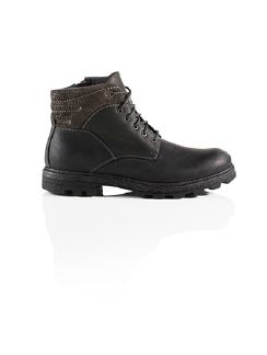 Winterstiefel Robust Schwarz Detail 5
