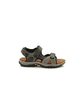 Klepper Trekking-Sandale Herr Grau Detail 5
