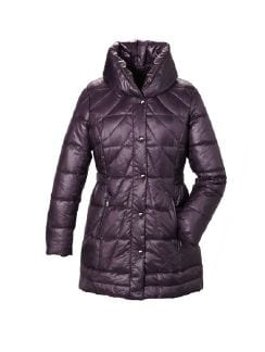Thermo-Plus Leichtjacke Amethyst Detail 6