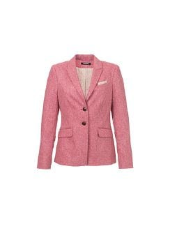 Tweedblazer Bellissima Pink Detail 7