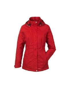 Klepper Thermoleichtjacke Packable Dahlien  rt Detail 5